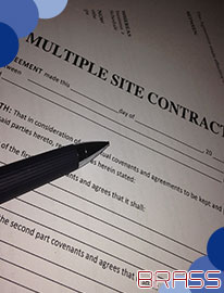 Multiple Site Contracts